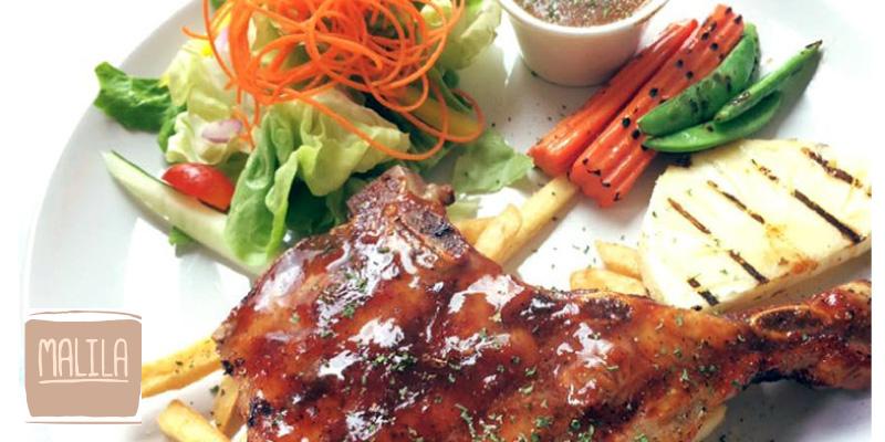 มะลิลา คาเฟ่ แอนด์ เรสเตอรองค์ (Malila Cafe & Restaurant)