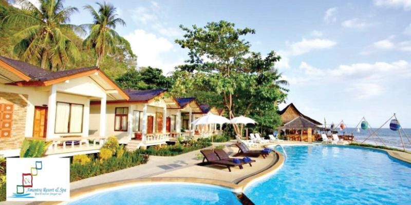 อมันตรา รีสอร์ท แอนด์ สปา (Amantra Resort & Spa)