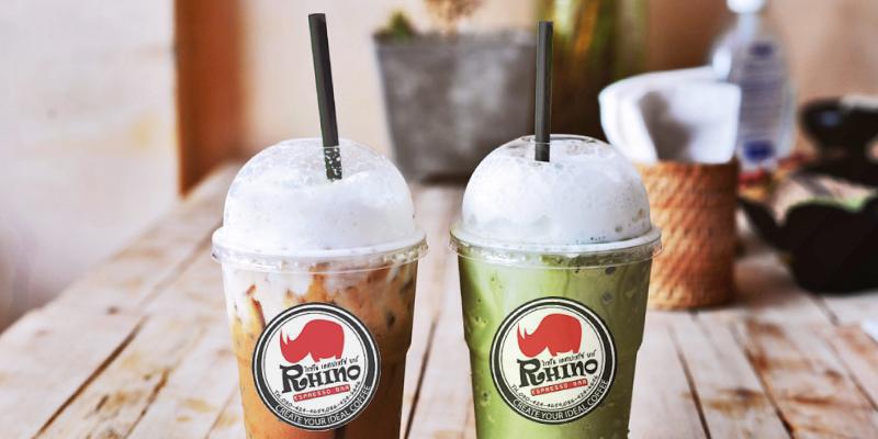 ไรท์โน เอสเพรสโซ่ บาร์ (Rhino Espresso Bar)