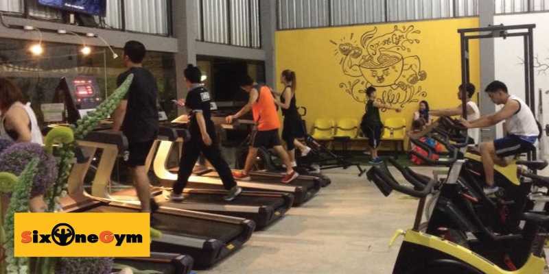 Six One Gym Chiangrai