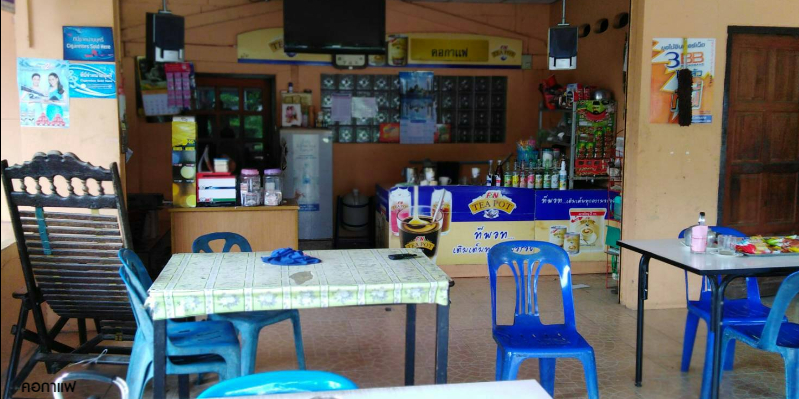 ร้านคอกาแฟ จ.พังงา