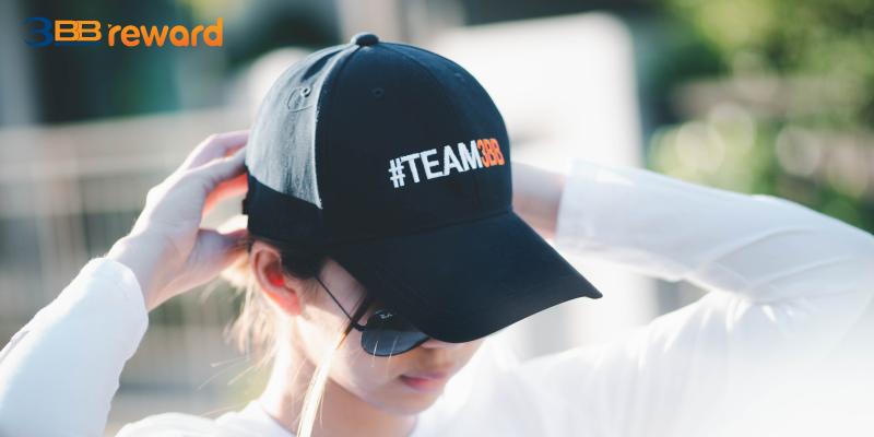 หมวก #team3BB