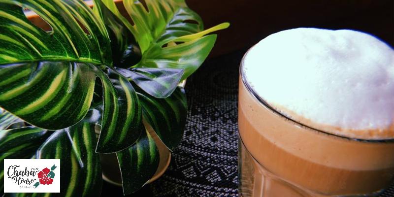 ส่วนลด 5 บาท เมื่อสั่งเครื่องดื่มทุกเมนู ที่ Chaba House Cafe&Hashery จ.พิษณุโลก