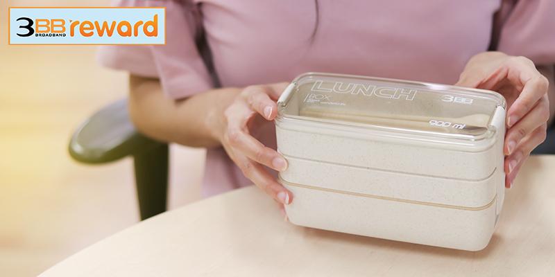 กล่องข้าว Mini Bento