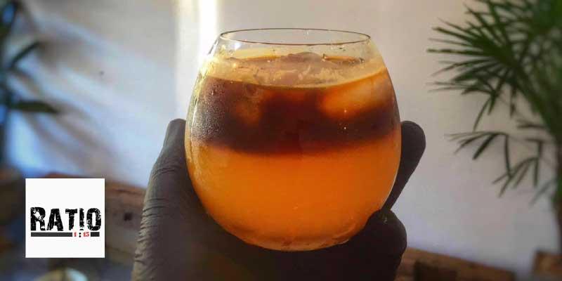 ส่วนลดกาแฟ 5 บาท ต่อแก้ว ที่ Ratio 1:15 จ.ลำปาง