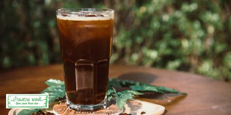 ส่วนลด 10% เมื่อซื้อเครื่องดื่มและเบเกอรี่ ครบ 200 บาท ที่บ้านสวนพอดี จ.ลำปาง