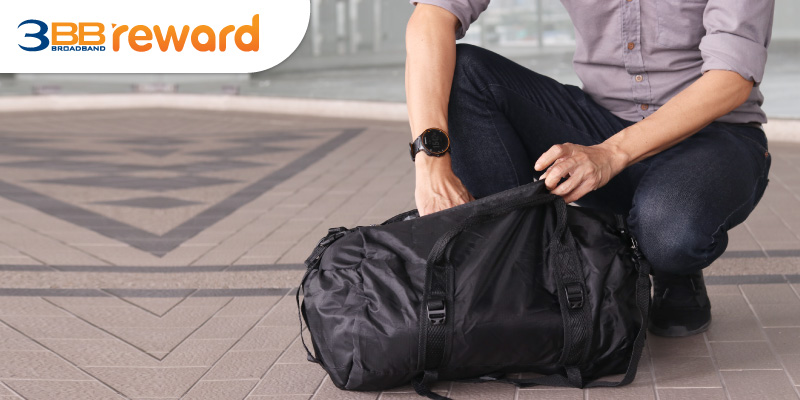 กระเป๋า Fitness Bag