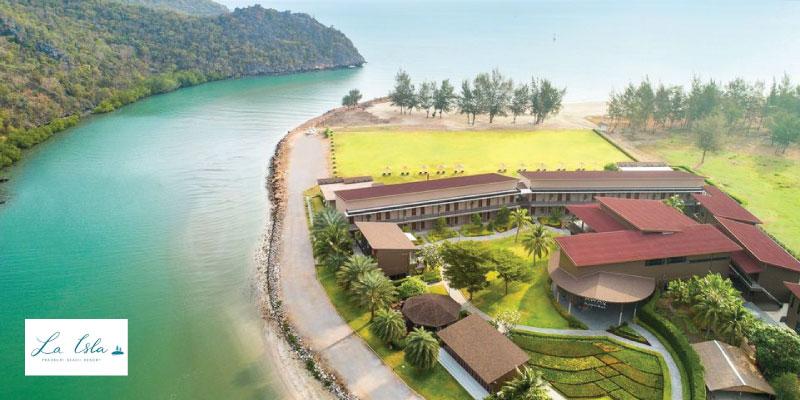 ส่วนลดค่าอาหาร 15% ที่ La Isla Pranburi Beach Resort จ.ประจวบคีรีขันธ์