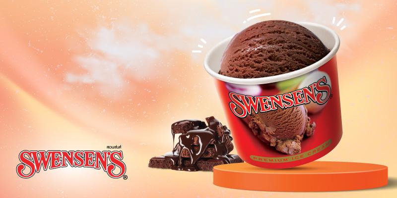 150 พอยต์ แลกรับฟรีไอศกรีม 1 สกู๊ป รสชาติใดก็ได้ (มูลค่า 65 บาท) ที่ร้านสเวนเซ่นส์