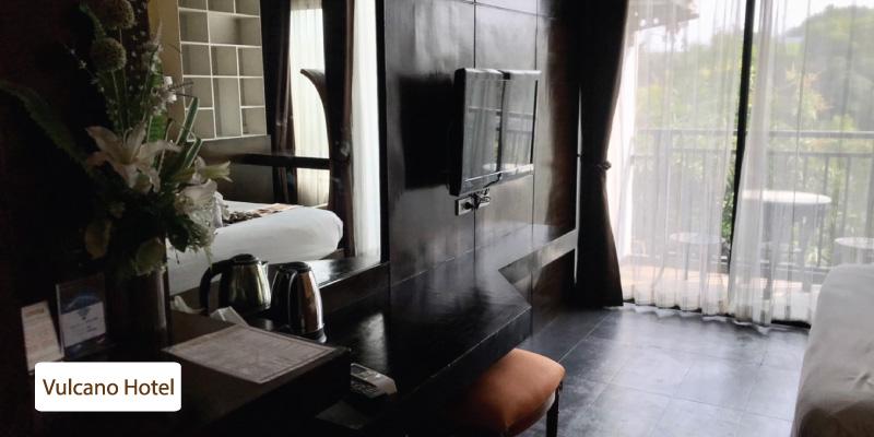 ห้องจูเนียร์ สวีท พิเศษเพียง 850 บาท (จากปกติ 1,200 บาท) ที่โรงแรมวัลคาโน่ จ.เชียงใหม่