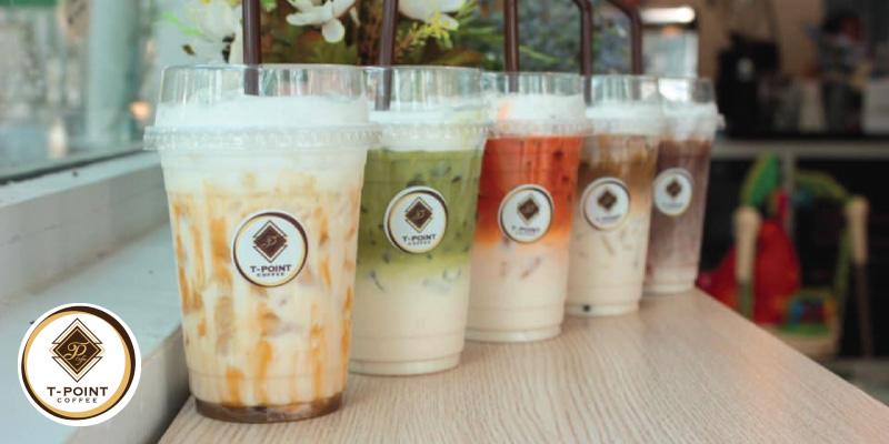 ส่วนลด 20% ค่าอาหารและเครื่องดื่ม ที่ T-point coffee จ.พิษณุโลก