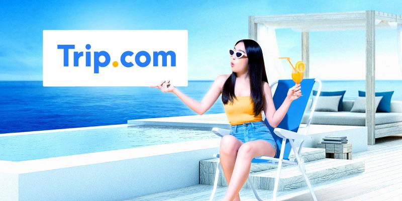 ส่วนลดสูงสุด 6% สำหรับจองที่พักผ่าน Trip.com
